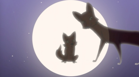 fox and kit