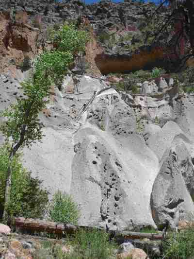 historic cliff dwellings